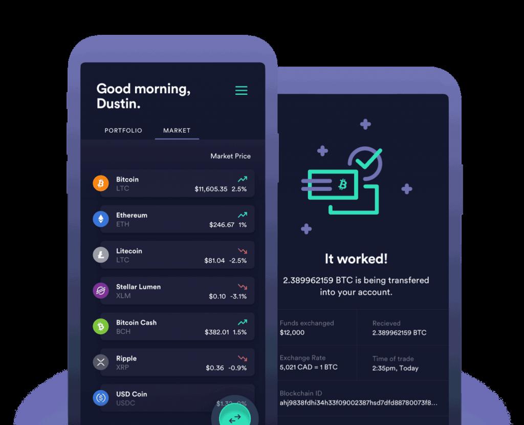 Newton Mobile App